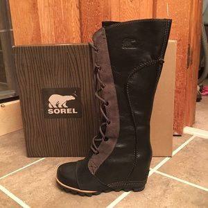 Sorel Shoes - Cate the Great Wedge Boots